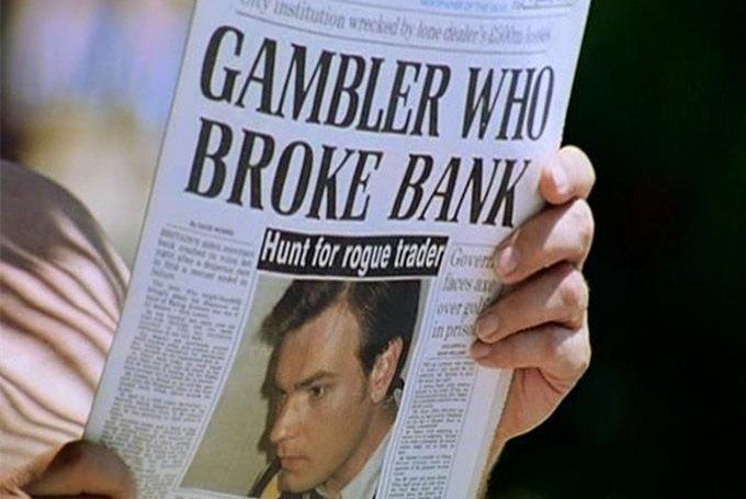 Аферист / Rogue Trader, 1999  Как я разорил банк Бэрингс