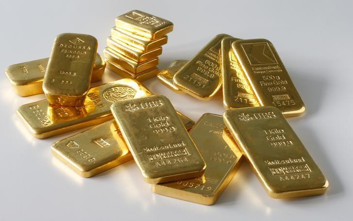 Торговая идея форекс: продажа золота XAU/USD