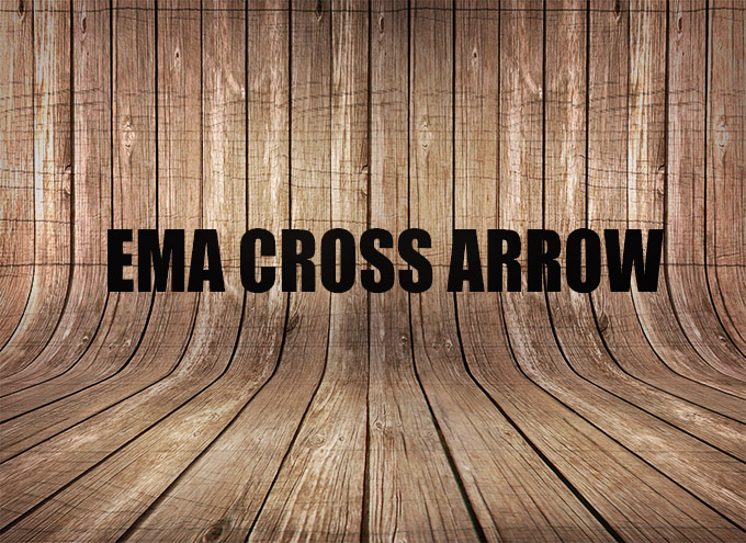 EMA cross arrow — емагрос стрелочный индикатор форекс скачать который можно в один клик