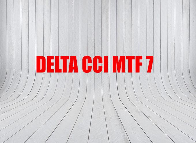 Как скачать бесплатно форекс индикатор delta cci mtf7 и правильно его настроить