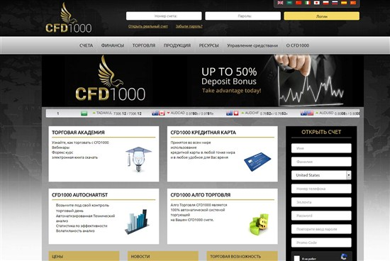 Регулятор Польши KNF занес CFD1000 в черный список